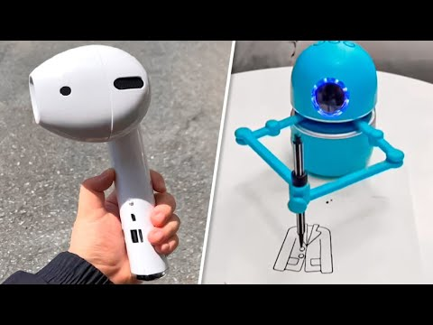 8 INVENTIONS THAT WILL KILL YOUR BOREDOM