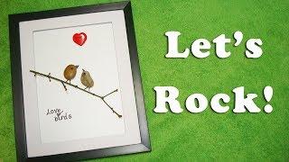 Let's ROCK some Dollar Tree Pebble Art
