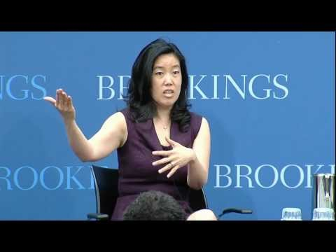 Michelle Rhee: High Quality Education Is the Best Tool to Fight Poverty