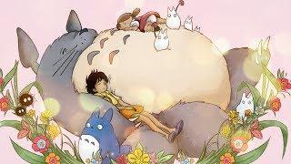 💘애니 음악 듣기좋은 지브리 스튜디오 OST 연속재생 bgm 💙 뷰티 태교음악 휴식 영상 宮 崎駿 宮崎駿 | Studio Ghibli Best Songs Collection