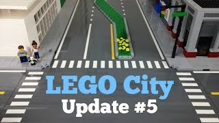 LEGO City Update #5 (Nov 2015) MOC by TMX