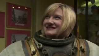 Sarah Millican Tries On A Divers Suit - Who Do You Think You Are?