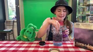PSPL Puppet Science - Tornado in a Jar!