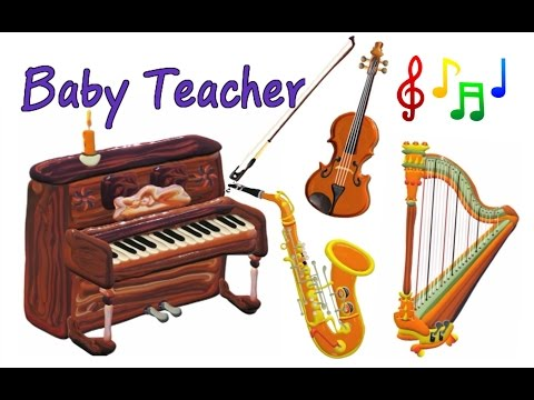 Musical Instruments for Kids – The Little Orchestra  MusicMakers Compilation  From Ba Teacher