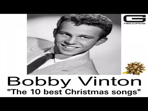 "Bobby Vinton ""The 10 best Christmas songs"" GR 064/17 (Full Album)"