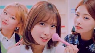 all TWICE music videos but only when MOMO sing