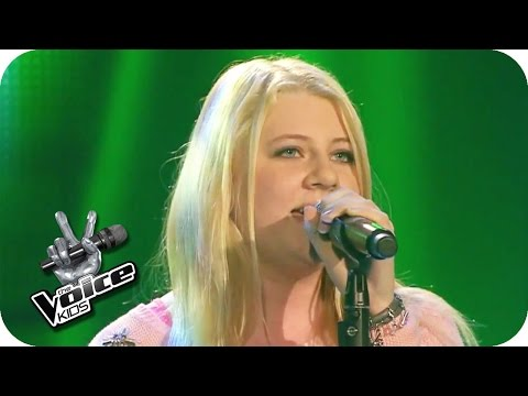 Katy Perry: Thinking Of You Paulina  The Voice Kids 2015  Blind Auditions  SAT1
