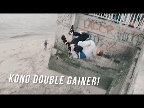 Kong Double Gainer | Behind The Jump | Travis Verkaik