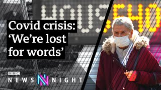 Covid-19 in England: How are people coping? - BBC Newsnight