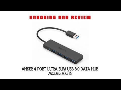 L'HUB USB 3.0 di Ugreen