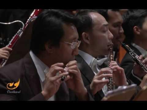 """G. Rossini: Overture """"Il Barbiere di Seviglia"""" Dariusz Mikulski & Thailand Philharmonic Orchestra"""