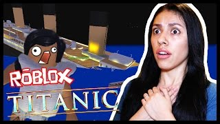 WE ARE ALL GOING TO DIE! - Roblox Titanic