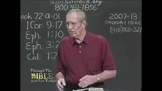 Les Feldick; Why We Stand On a Pre Tribulation Rapture #1