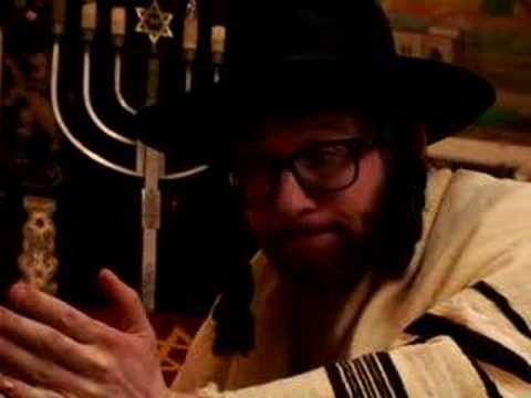 Rabbi Ben Katz (Frankie Wilde)
