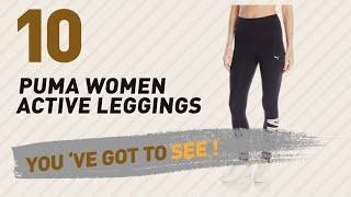 Puma Women Active Leggings, Top 10 Collection // New & Popular 2017