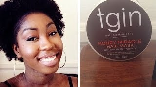Thank God Im Natural Demo & Product Review