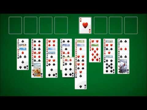 Kartenspiel Free Cell