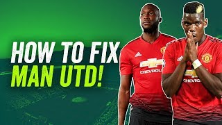 Man United will NEVER win the title again unless they do these things