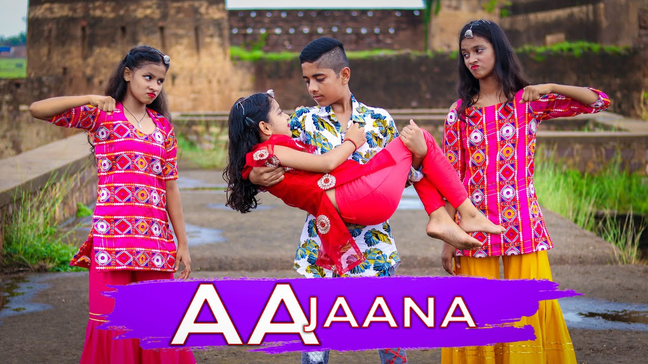 Aa Jaana | Dance video | SD KING CHOREOGRAPHY | 2020