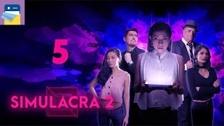 SIMULACRA 2: iOS / Android / PC Gameplay Walkthrough Part 5 (by Kaigan Games)