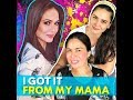 I got it from my mama | KAMI | Kristine Hermosa showed her gorgeous mother
