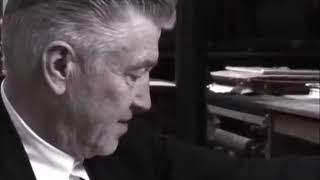 Explanation of how transcendental meditation works given by David Lynch