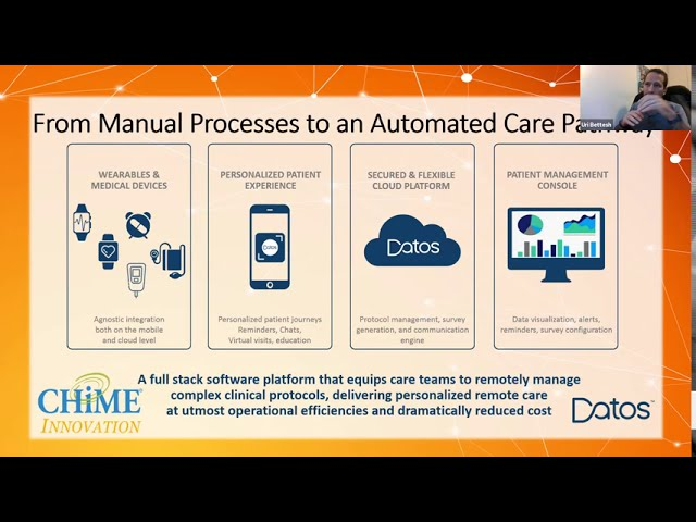 Innocast: Moving Care to the Home – Problem Solving in Remote Care