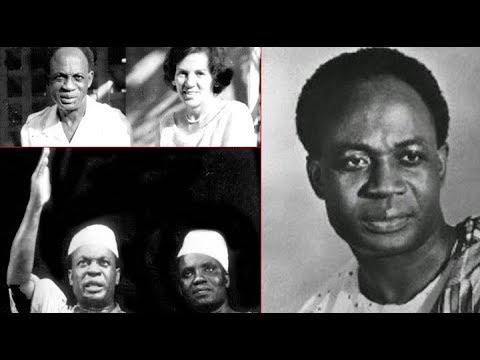 KWAME NKRUMAH: Rais Aliyeoa Mke Asiyemjua Kuiunganisha AFRIKA!