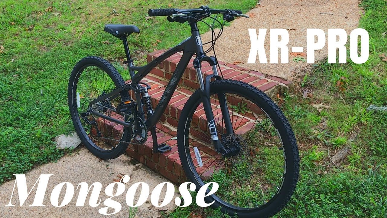 Mongoose Xr Pro Mountain Bike From Walmart Is It Worth 349 Youtube