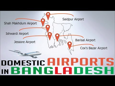 DOMESTIC AIRPORTS IN BANGLADESH - Travel Info