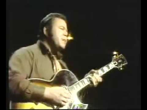 Roy Clark -- Yesterday, when i was young