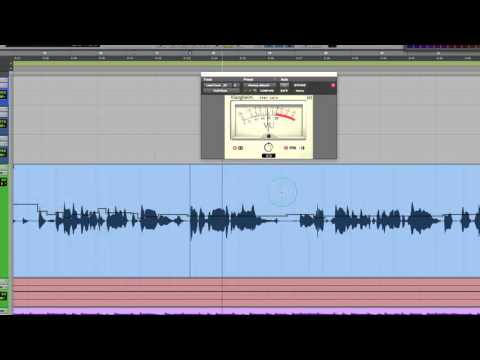 Mixing With Mike Mixing Tip: Using VU Meters to Set Levels in a DAW