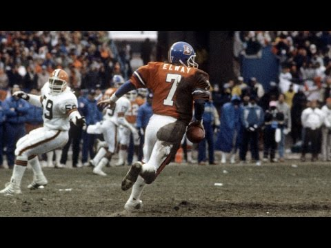 'The Drive': Browns vs. Broncos 1986 AFC Championship Game highlights