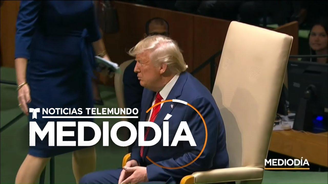 Nancy Pelosi inicia juicio político contra el presidente Trump   Noticias Telemundo