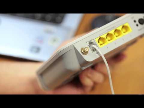 Modem kablo bağlantıları nasıl yapılır?