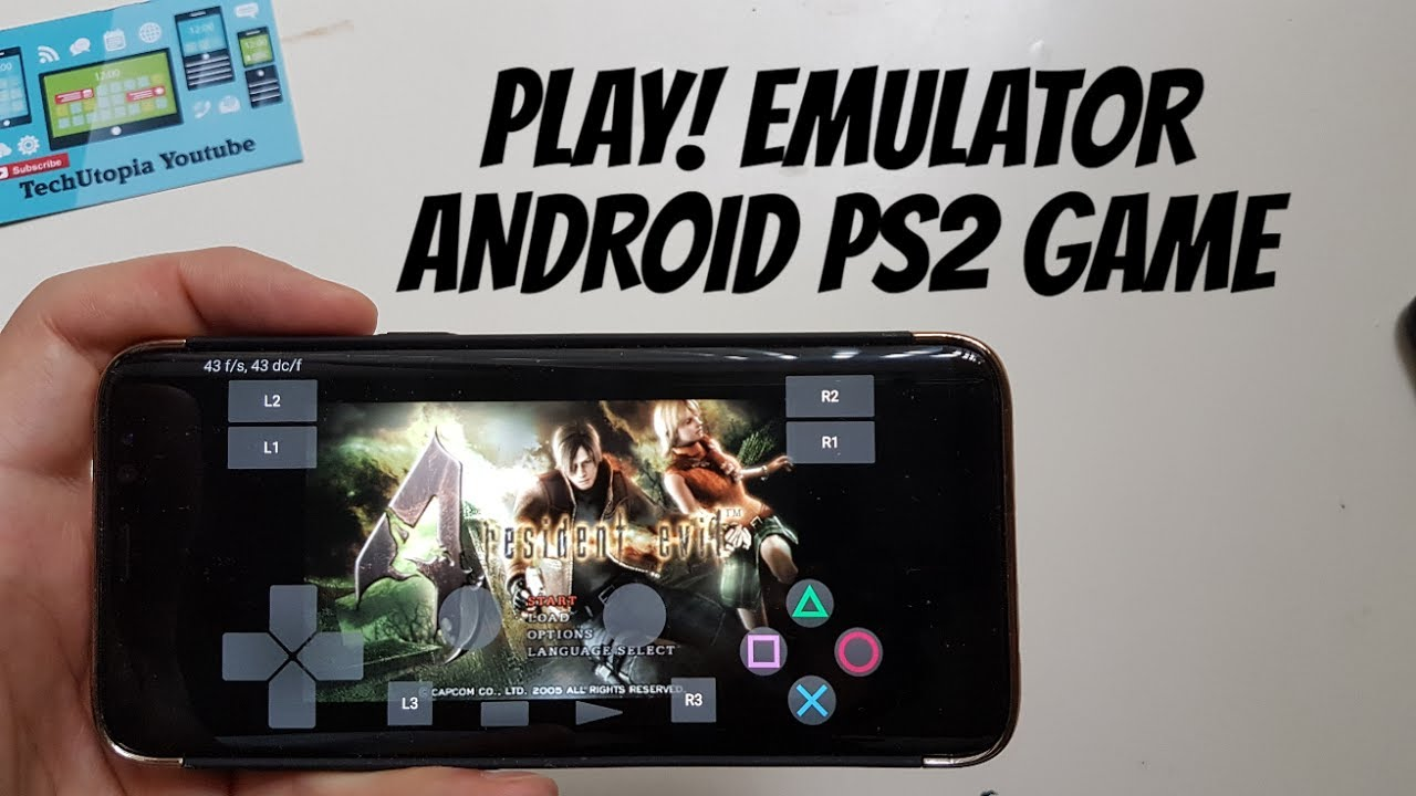 emulador ps2 android 2017