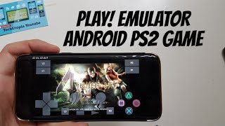 Resident Evil 4 PS2 Gameplay Play! Emulator PS2 Games on Android smartphone/IN GAME/Test/2017