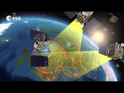 30 Satellites To Launch For European Global Navigation System | Video