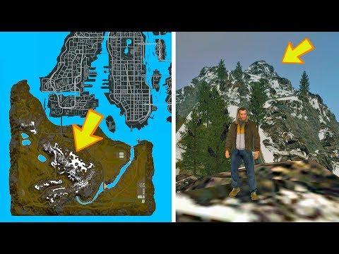 GTA 4 Countryside Area (GTA 4 Beta Map Talk)
