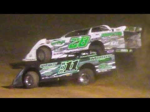 ULMS Super Late Model Feature | Tyler County Speedway | 6-30-18