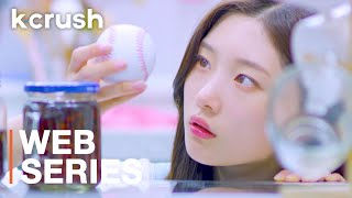 "Abnormally pretty new girl isn't human. She's android. | K-Drama "" I Am"" E01"