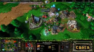 The Gcup 70 - Hawk (HU) vs Check (NE) - G2 - WarCraft 3 - WC3 - WC####