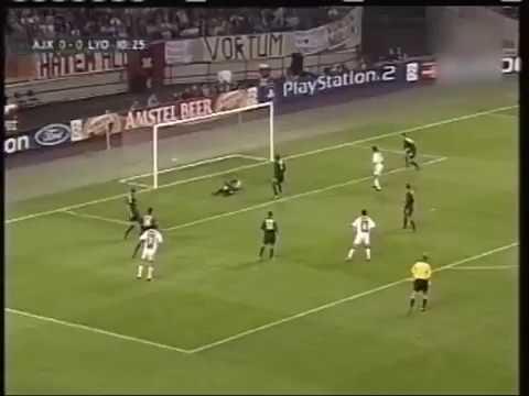 Zlatan Ibrahimovic - Ajax vs Lyon (2002)