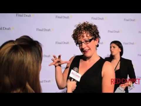 Nicole Perlman GuardiansoftheGalaxy at the 10th Annual Final Draft Awards AwardSeason FinalDraft