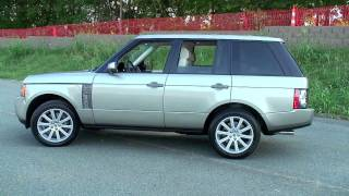 2011 Land Rover Range Rover Supercharged, Detailed Walkaround