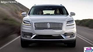 2019 Lincoln Nautilus Youtube Review- Auto Review - Car Review - Phi Hoang Channel