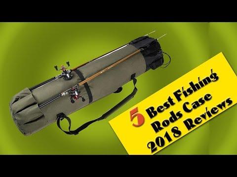 5 Best Fishing Rod Case 2018 | Best Ice Fishing Rod Case| Fishing Pole Bags Sale
