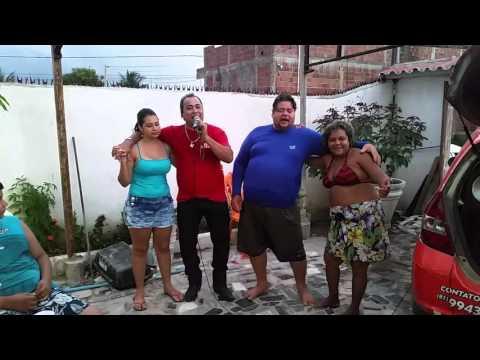 Marcos Alves Cantando Com A Filha