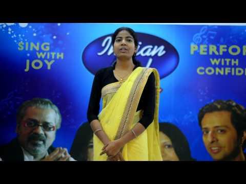 Shilpa Das singing
