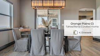 7480 Orange Plains Ct, Sparks, Nevada Home Staging